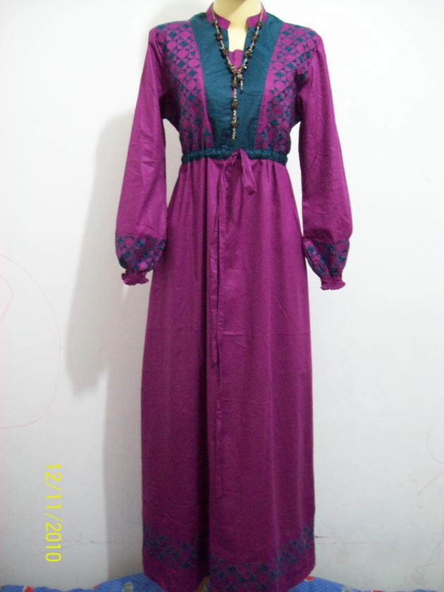 Gambar Desain Baju Busana Muslim Wanita Terbaru