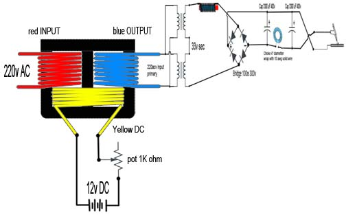 generator voltage selector switch wiring diagram