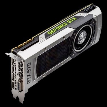 Spesifikasi NVIDIA GeForce GTX 970