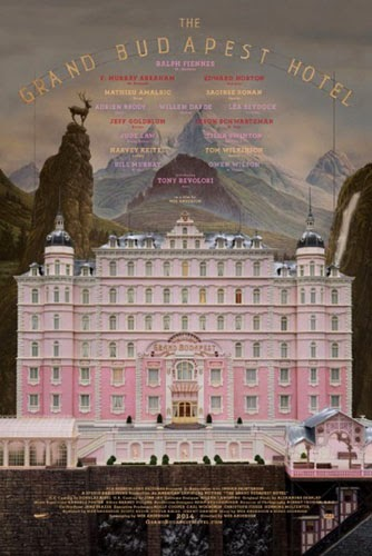 The Grand Budapest Hotel 2014 Bioskop