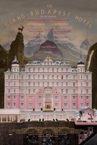 The Grand Budapest Hotel 2014 Bioskop