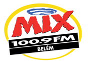 ouvir a Rádio Mix FM 100,9 ao vivo e online Belém