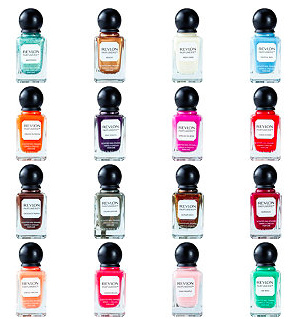 Revlon's adorable Perfumerie polishes on thewellset.com