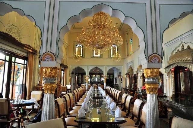 Hotels The Raj Palace Jaipur India