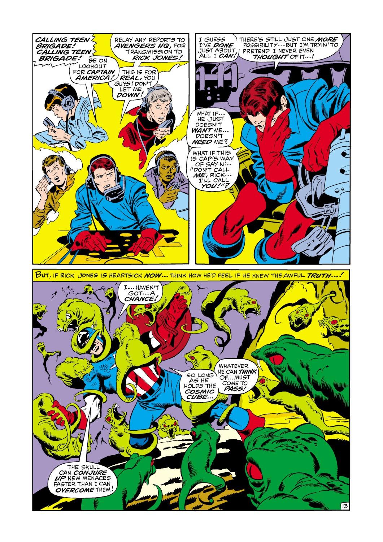Captain America (1968) Issue #115 #29 - English 14