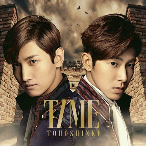 [Album] DBSK (Tohoshinki)   Time (Japanese)