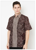 Koleksi Baju Batik Muslim Pria