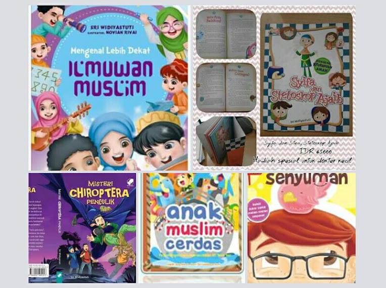 Buku-bukuku