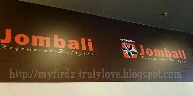 JJCM: Restoran Jombali di Selayang Mall!