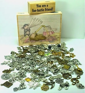 America's House-Mouse Designs stamps and 150+ Charms BLOG CANDY, ends Aug 23, 2014