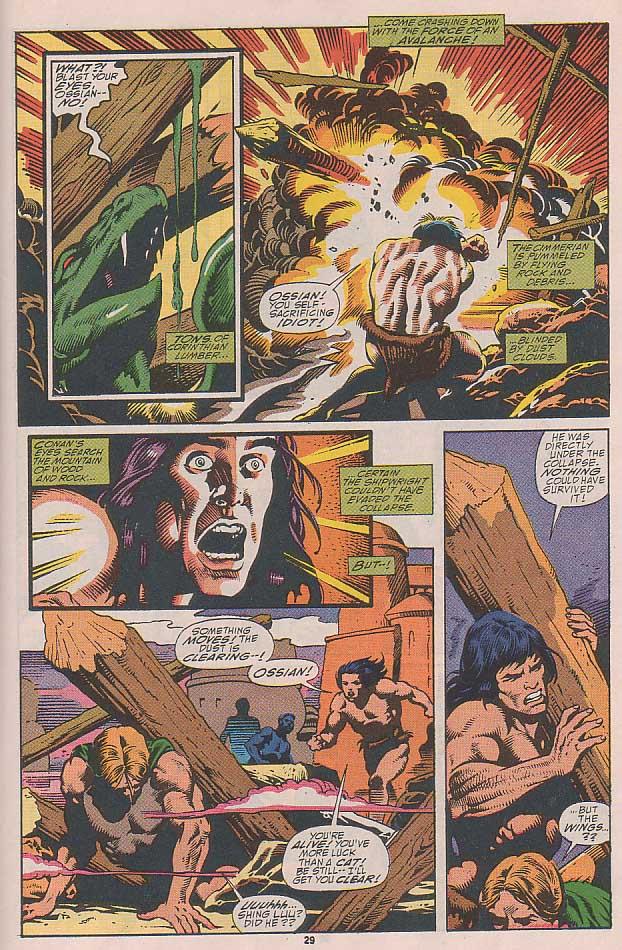 Conan the Barbarian (1970) Issue #251 #263 - English 22