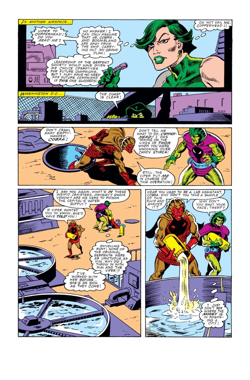 Captain America (1968) Issue #343 #273 - English 15
