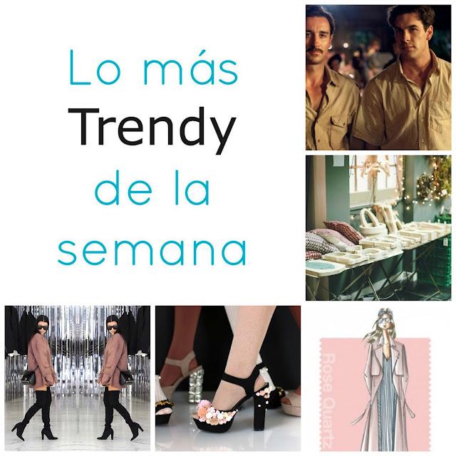 lo mas trendy de la semana planes recomendaciones fin Madrid estilo