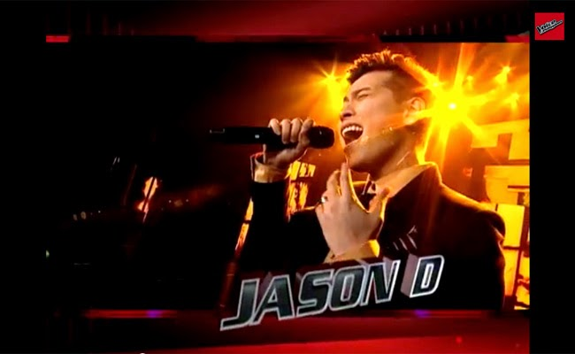 The Voice of the Philippines Season 2 Final Showdown Team Sarah Jason Dy Sing 'Wrecking Ball'