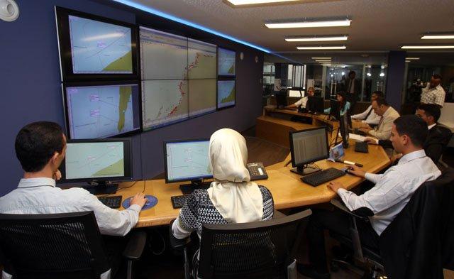 Centre national de surveillance des navires de pêche par satellite.