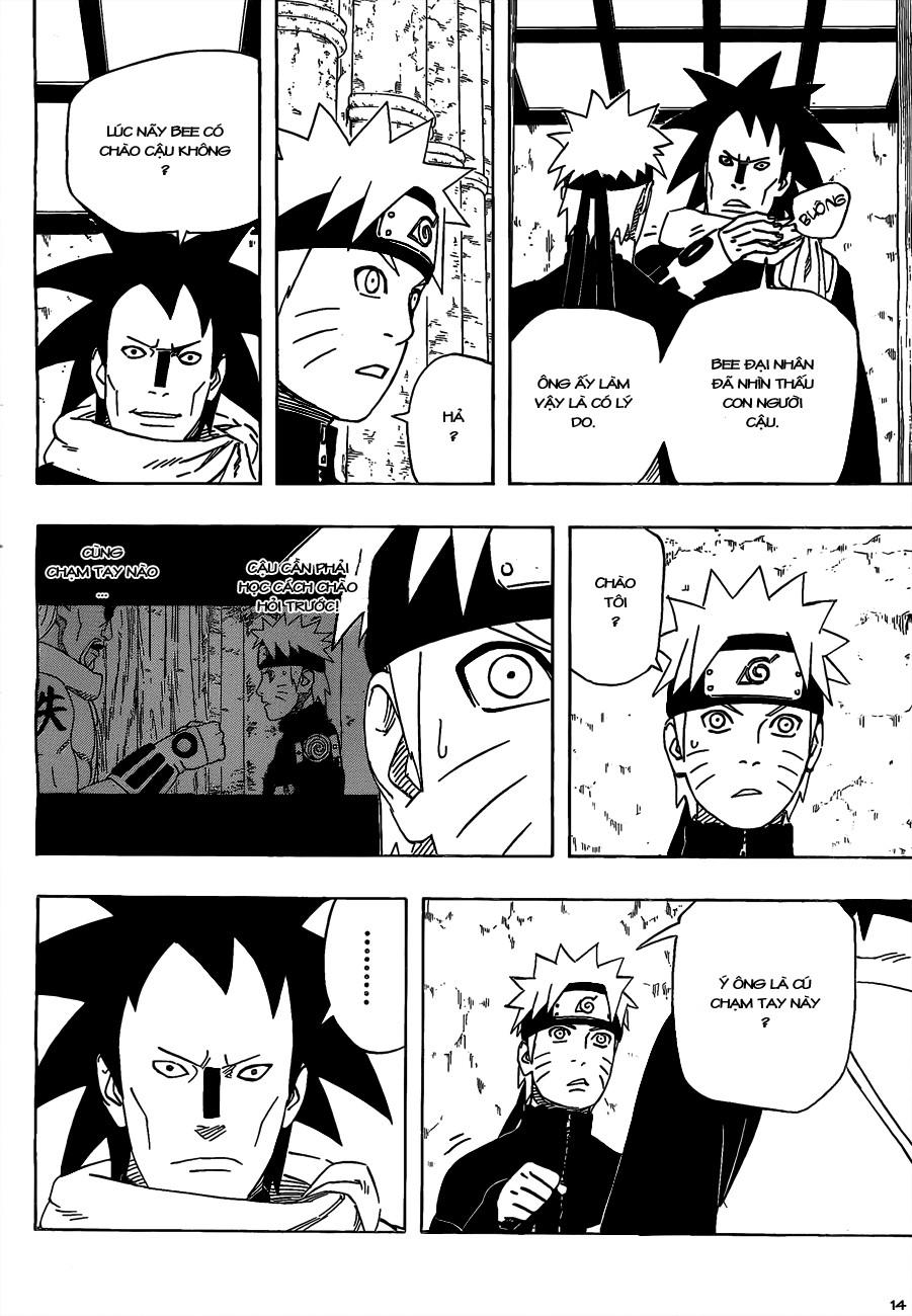 Naruto chap 492 Trang 13 - Mangak.info