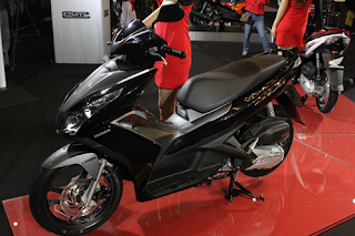 Honda Air Blade 2013