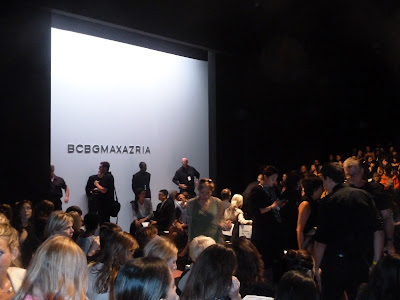 BCBGMAXAZRIA S/S 2012- New York Fashion Week