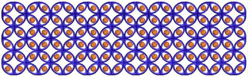 geometriese ontwerper Kant grens