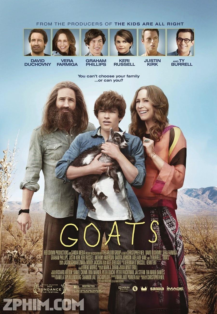 Gã Chăn Dê - Goats (2012) Poster