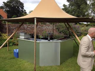 Mobile bar hire Lewes