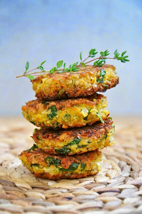 Healthy Vegan Falafel Recipe