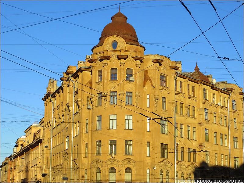 Улица Большая Пушкарская дом 1 фото