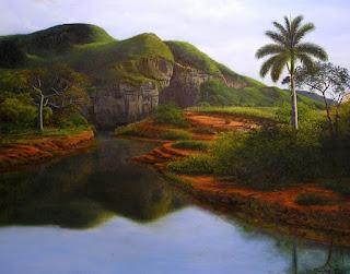 Paisajes Vistas Lagos Naturales