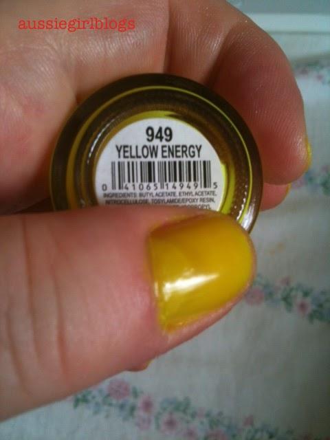Balmain Beauty: Jordana Nail Polish in Yellow Energy (949)