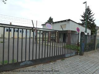 Haig Barracks, hakenfelde