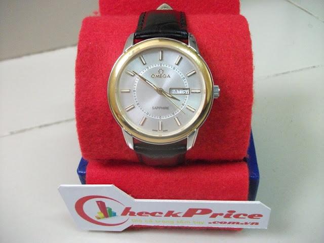 đồng hồ đeo tay nam dây da
