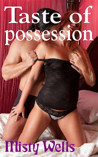 Taste of Possession by Misty Wells