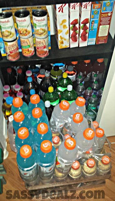 drink couponing stockpile