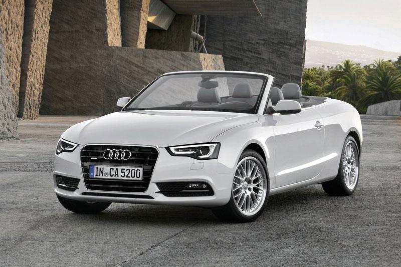Top Gear 2012 Audi A5 Cabriolet