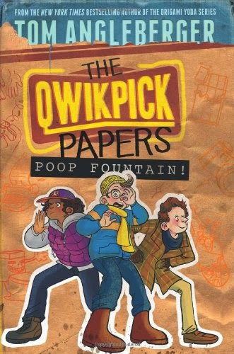 Mindjacked The Quick Pick Papers Poop Fountain Mg - Can-pick-the-book-quick