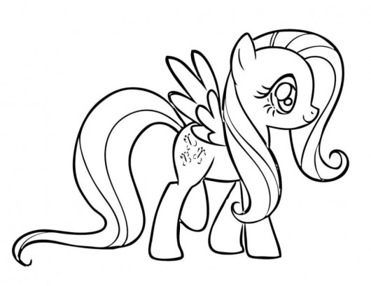 My Little Pony Rainbow Dash Colouring Pages Colorings Net My Pony Coloring Pages Fluttershy Equestria Free