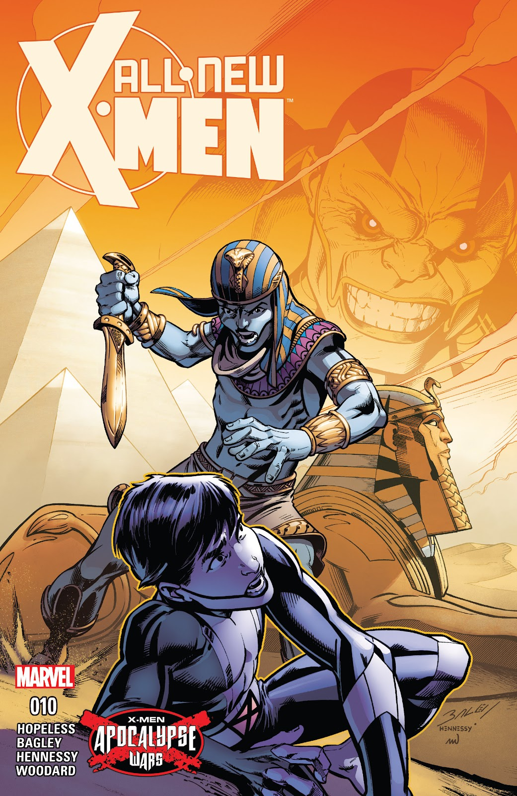 All-New X-Men (2016) Issue #10 #12 - English 1