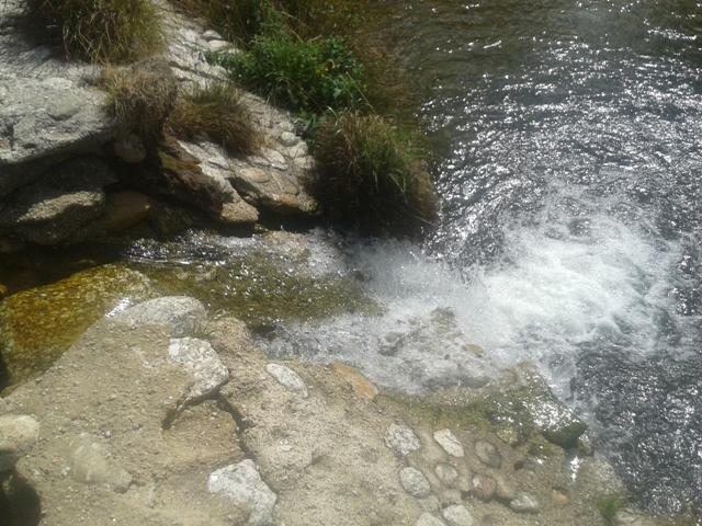 Água limpinha