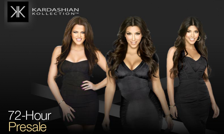 Kardashians SEARS Kollection - Fashion 2011