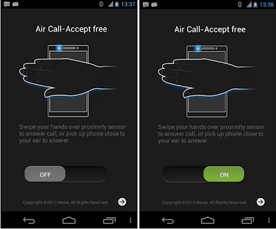 Install Air Gesture Feature on Normal Android Device_NewVijay