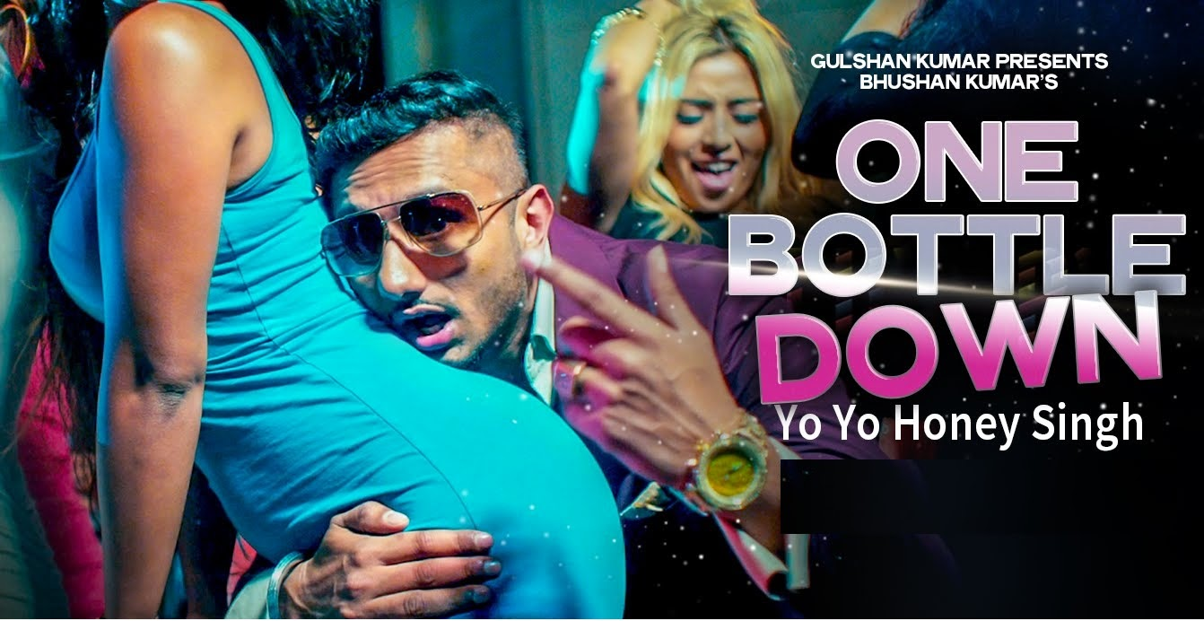 Yo Yo Honey Singh 'One Bottle Down' New Look, Hair Style, Wallpapers
