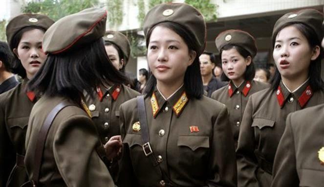 Korea Utara hukum pria Amerika kerja paksa enam tahun