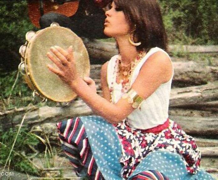amilita uschi obermaier 1970s