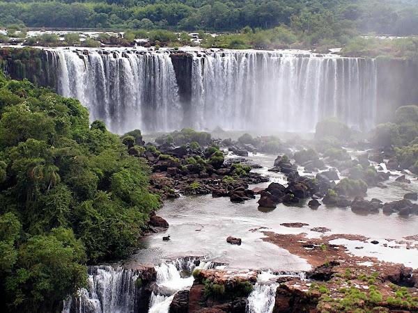 Moving Waterfall Desktop