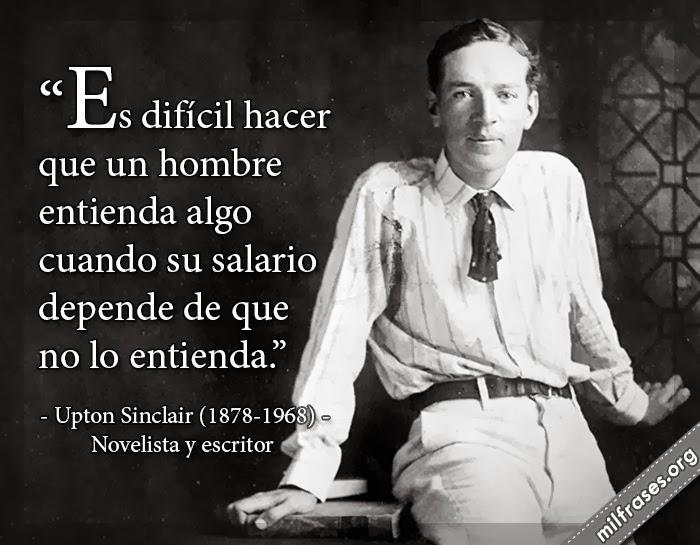 Upton Sinclair (1878-1968) Novelista y escritor descargar libros gratis