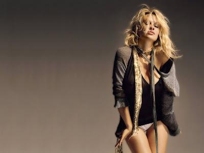 Hot Babe Pamela Anderson Wallpaper