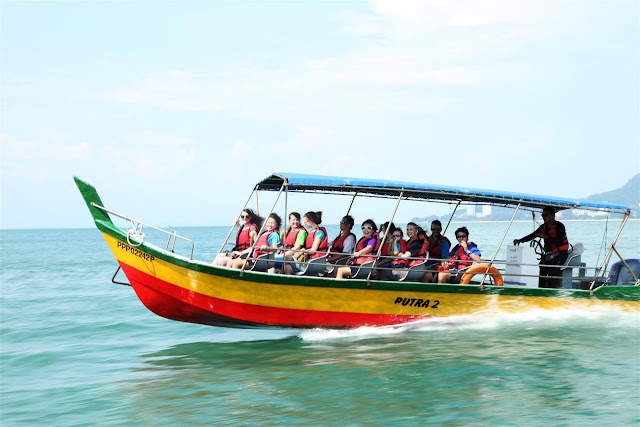Penang Boating