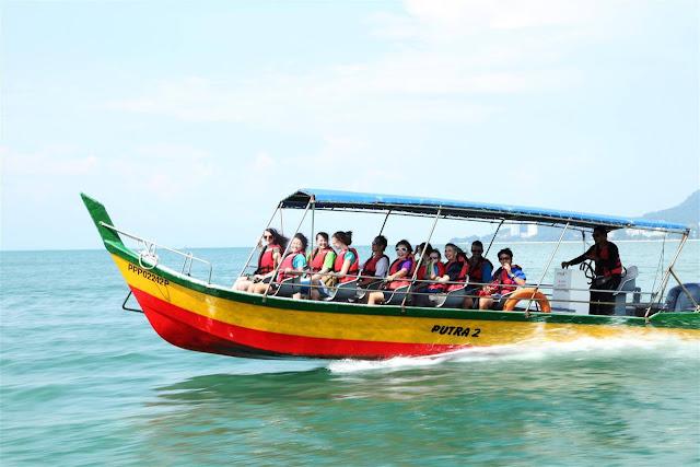 Penang Boating