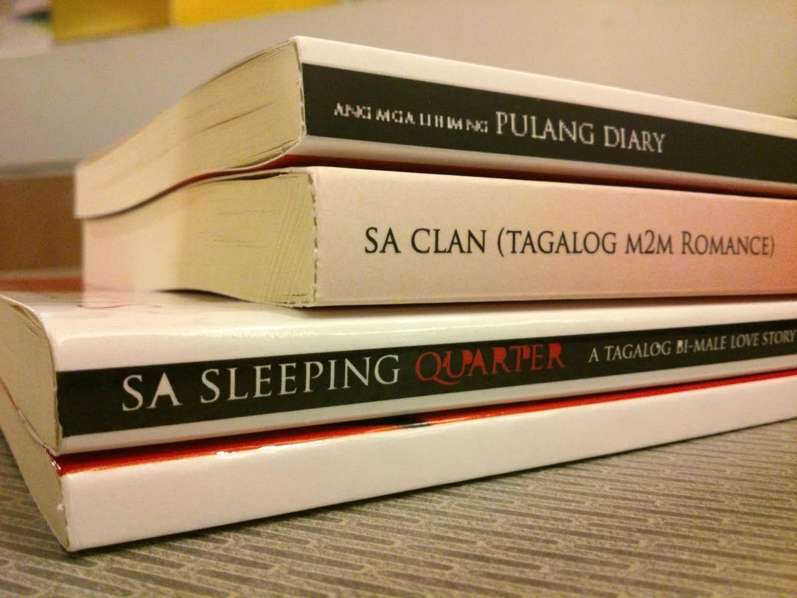 Pre-Order Tagalog M2M Printed Books
