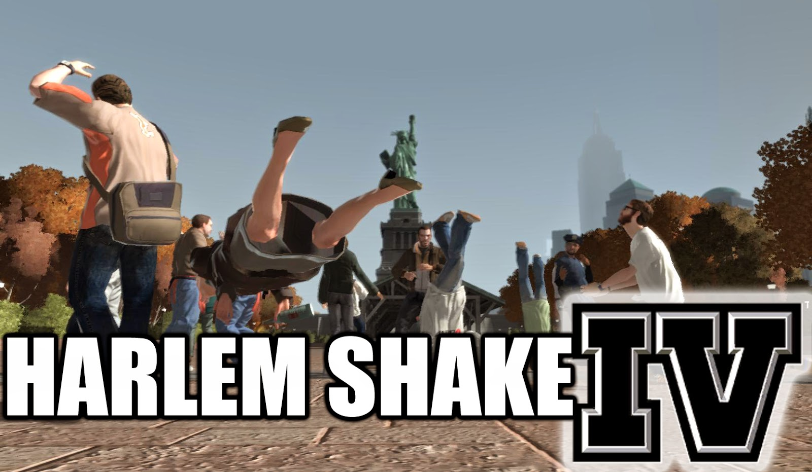 GTA X Scripting: Harlem Shake IV